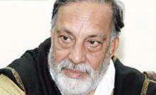 Prof Bhim removed as JKNPP patron