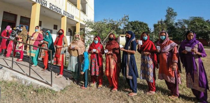 J&K DDC polls Phase II: 23.67 percent turnout till 11 am, says SEC