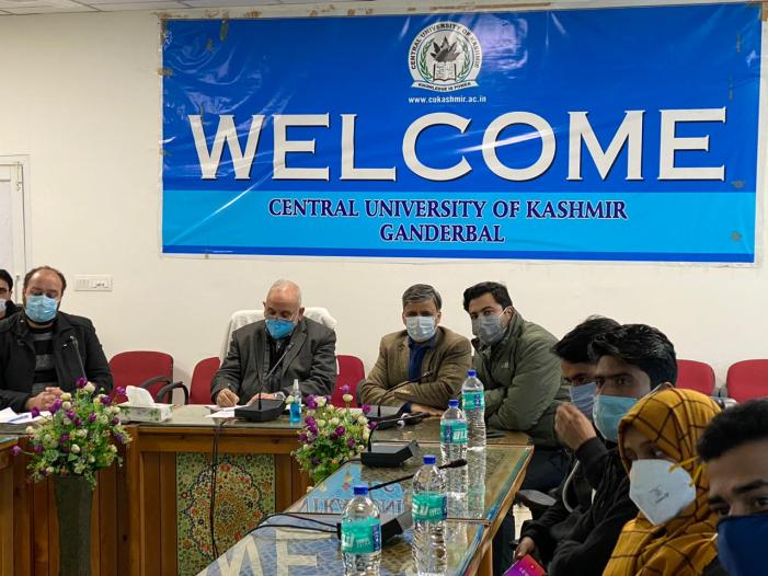 5-day induction programme begins at CUK's Convergent Journalism department