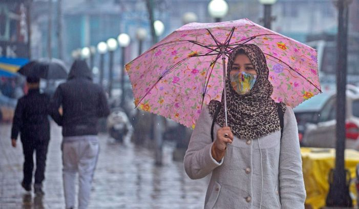 Widespread rain in Kashmir, but dry weather to follow – Kashmir Reader