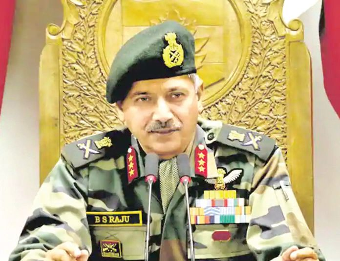 Pak may raise tensions along LoC to divert attention from internal issues: Lt Gen Raju