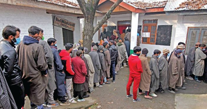 31 constituencies in 7th phase of DDC polls today