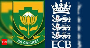England cricket series in SAfrica canceled because of COVID