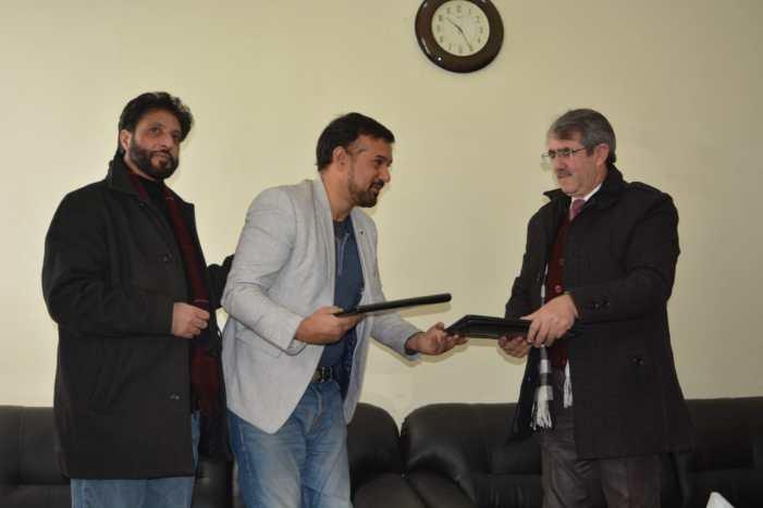 KU inks pact to strengthen Industry-Academia linkage