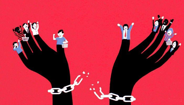 Azadi from Digital Slavery