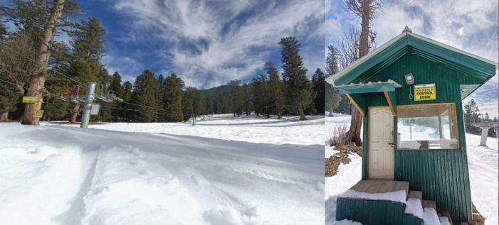 For three years now, Ski lift in Pahalgam defunct