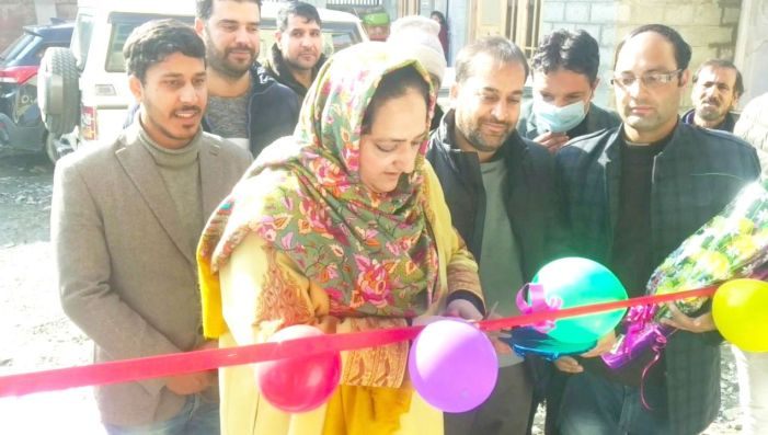 Mission director ICPS visits B'la, inaugurates children-cum-shelter home for north Kashmir