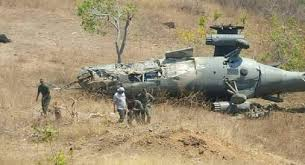 One pilot dead, another critical as army chopper crashes