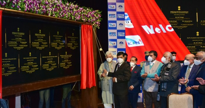 J&K govt signs historic MoUs with NHPC to generate over 4,000 MW hydropower