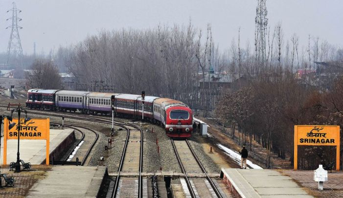 Train fare tripled in Kashmir by renaming trains as 'mail/express'