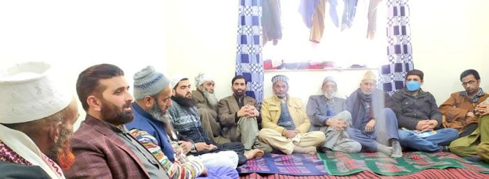 Gujjar Bakerwal Conference holds meet in Pampore