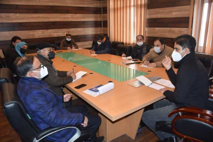 Government Schools to have upgraded infrastructure, Smart Education in place : Mayor SMC
