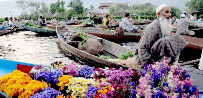 Kashmir's 'Lake of Flowers' Withering Away