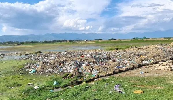 Kashmir's Dying Ramsar Sites