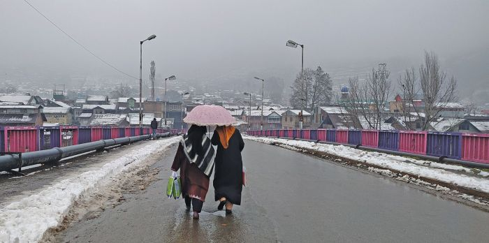 Peak intensity of rain, snow on 26th, 27th: MeT