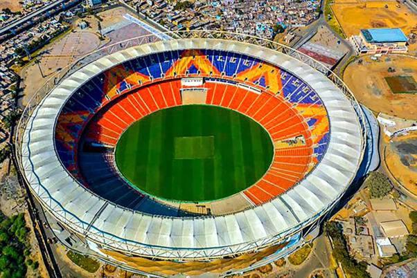 President Kovind inaugurates world's largest cricket arena; renamed from Sardar Patel stadium to Narendra Modi stadium