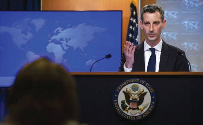 No change in policy on J&K: US