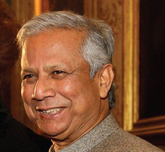 Nobel laureate Prof Mohd Yunus coming to Kashmir to set up 'Yunus Centres'