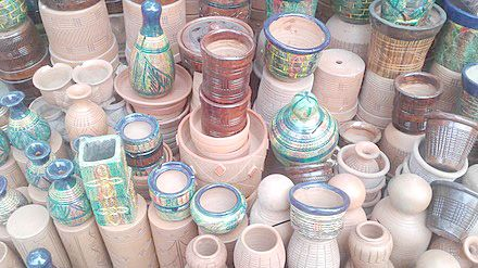 Pottery and Poetry