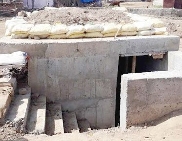 300 Individual bunkers to be constructed at Karnah