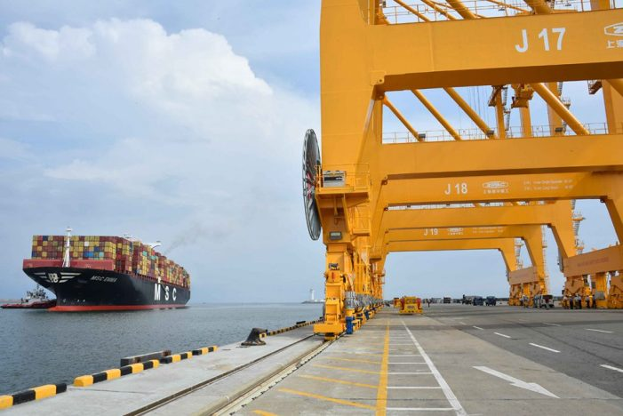 Sri Lanka pulls out of port deal with Adani group, India not pleased