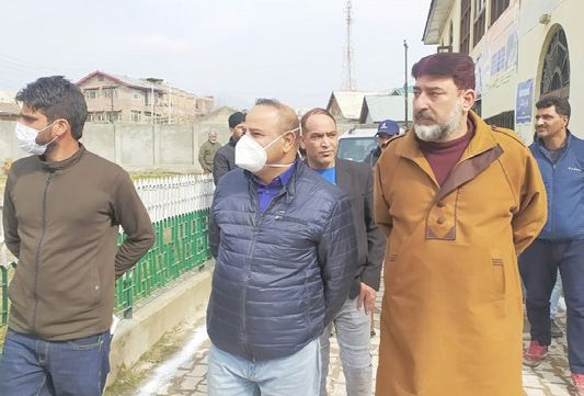 Solid waste management plant coming at Pampore: Director ULB Kashmir