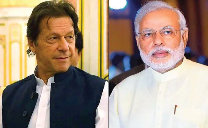Resolution of Kashmir issue imperative for Indo-Pak peace: Imran in letter to Modi