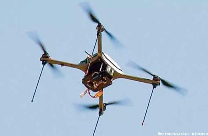 Pak sending weapons through drones, Govt tells Rajya Sabha