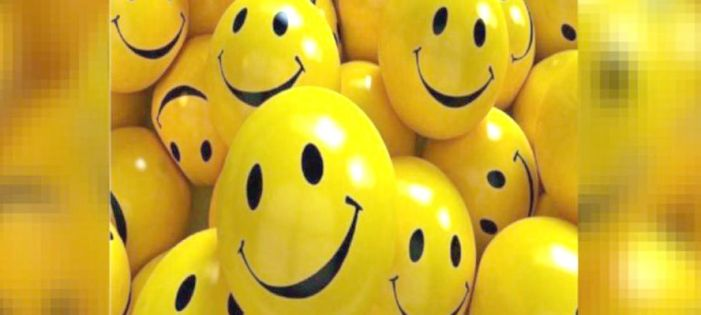 Smile, and change the world