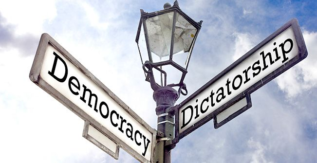 When democracy feels like dictatorship