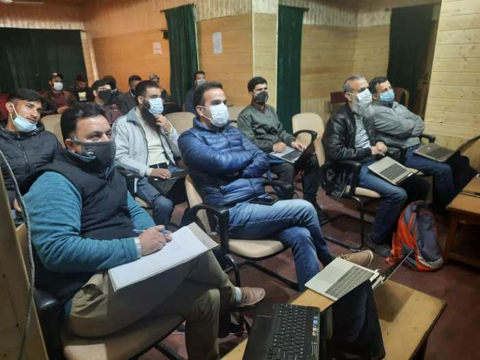 KPC organizes 'Data Boot Camp' for capacity building of local journalists