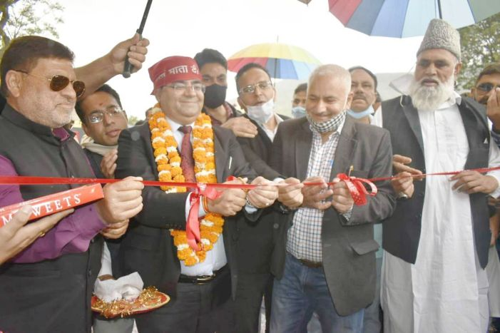 Double laning work on Rajouri- Thanamandi- Surankote road starts