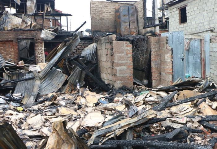 Mother, 6-year-old child charred to death in Srinagar