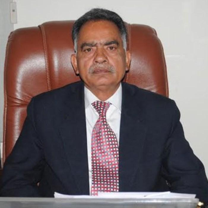 Former VC BGSBU professor Hamal passes away