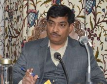 CS reviews functioning of schemes in Health & Medical Education, SWD