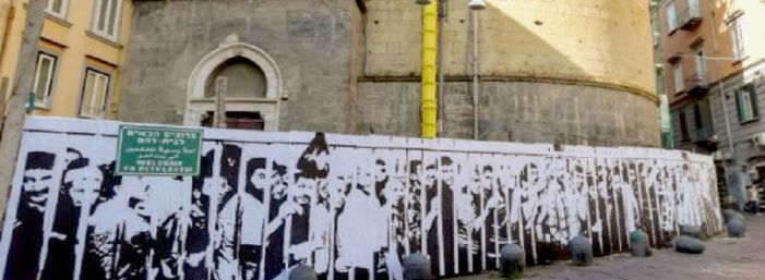 Award-Winning Italian Artist Speaks about Palestine and Why He Quit Photojournalism