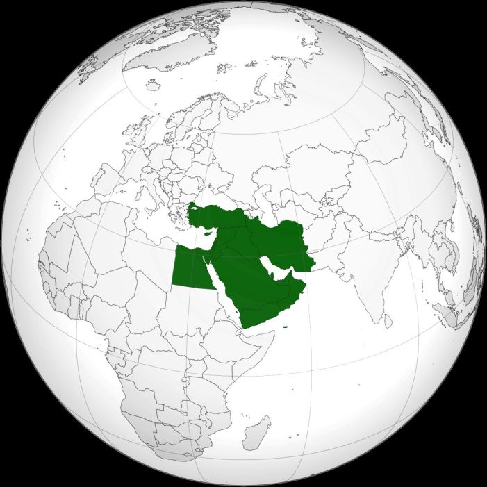 Middle East Again