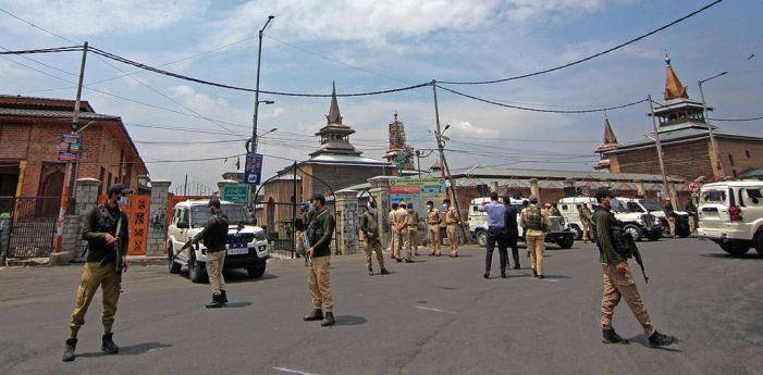 No Jumat-ul-Vida prayers at Jamia for second year in a row