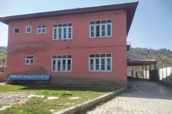 PHC in Budgam ready in 2014, but not opened yet due to conflict with landowner