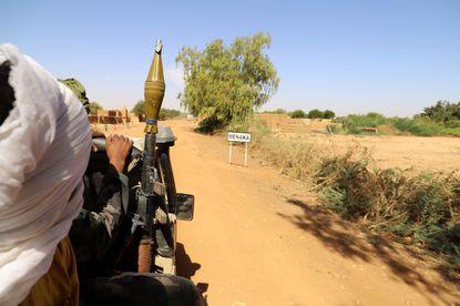 Gunmen kill 100 civilians in Burkina Faso village