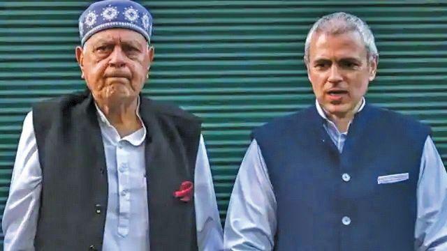 Farooq, Omar, greets people