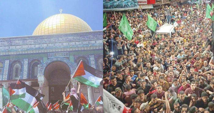 How Palestinian Resistance Altered the Equation