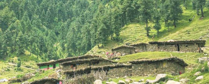 Society, migrations and intervention of technology in rural areas of Pir Panjal