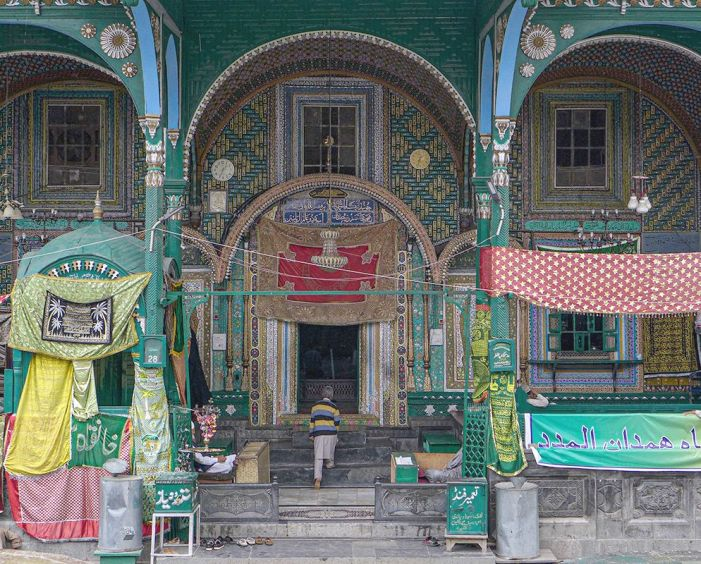 The hard, noble life of Hazrat Mir Syed Ali Hamadani (RA)