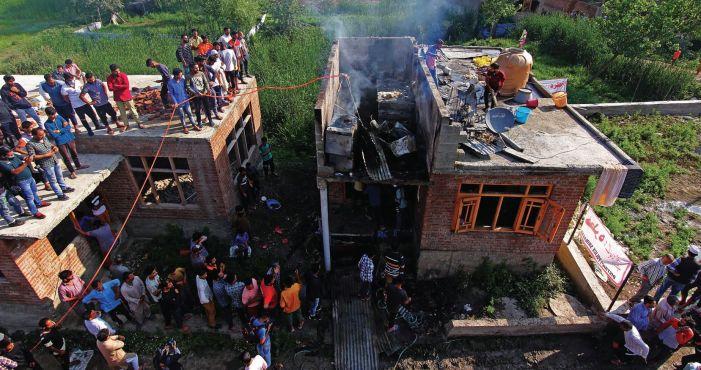 One more gunfight in Srinagar, 2 militants killed