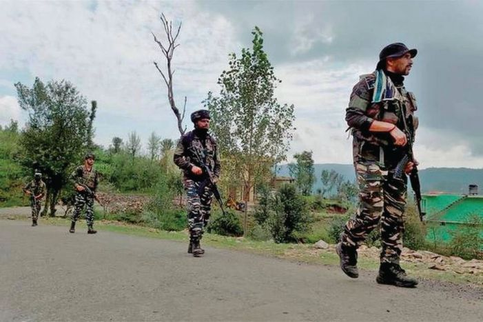 Newly recruited militant killed in Shopian after refusing to surrender