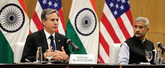 Blinken, Jaishankar discuss Afghan situation
