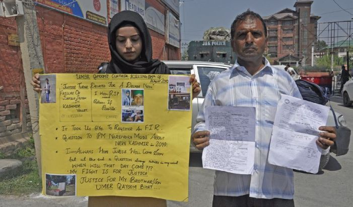 Family demands charge sheet in case of 17-yr-old who died in 2010
