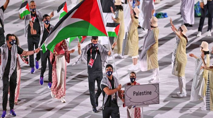 The Politics of Cheering and Booing: On Palestine, Solidarity and the Tokyo Olympics