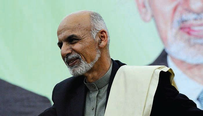 Ex-Afghan president Ashraf Ghani apologises, regrets 'how it ended'